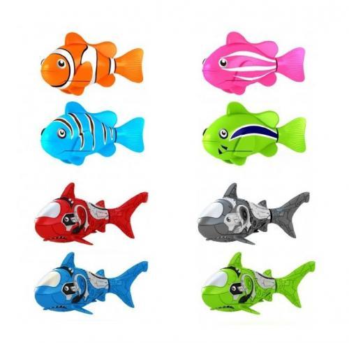 Robo Fish in verschiedenen Farben mit Versand aus Deutschland