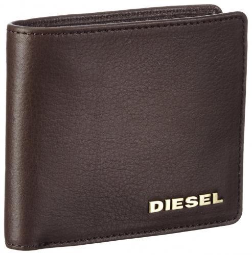 Diesel Hiresh Small Herren Portemonnaie braun oder schwarz ab 42,70€