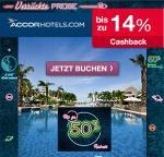 Accor Super Sale: bis zu 50% Rabatt auf 2.000 Hotels zwischen 06.07. – 01.09.2013 + bis zu 14% Cashback von Qipu