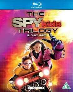(UK) Spy Kids 1-3 [Blu-ray] für 8.24€ @ Zavvi