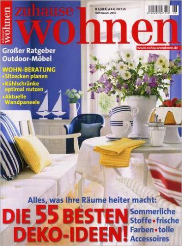 """Zeitschrift """"Zuhause Wohnen"""" wieder für effektiv 60 Cent verfügbar"""