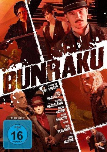 [T€DI] DVD Bunraku mit Josh Hartnett, Demi Moore, Ron Perlman, Woody Harrelson.IMDb 6,0/10