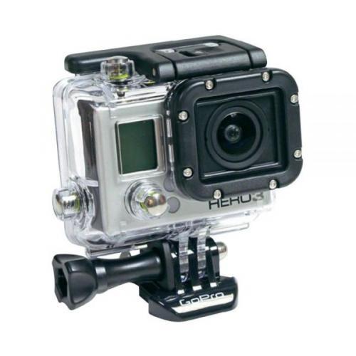 GoPro HD HERO3 Action Cam Black Edition 364,90 mit Gutschein Newsletter