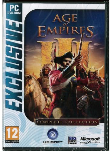 Age of Empires 3 Complete kein CD KEY @ Ebay.de 18,79€