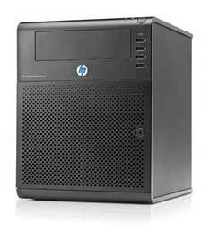 HP ProLiant MicroServer N54L, Turion II Neo N54L, 2GB RAM, 250GB für 204,00 €