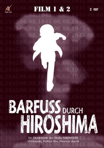 Barfuß durch Hiroshima 2 DVD Deluxe-Edition @ Amazon.de