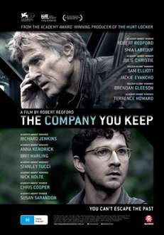 (fast) kostenlos ins Kino zu The Company You Keep - Die Akte Grant