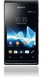 Sony Xperia E bei Base Android 4 Smartphone