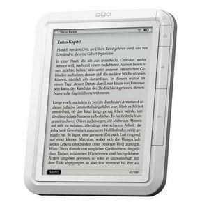 Oyo eBook Reader gebraucht ab 12,99 EUR [Wieder verfügbar]