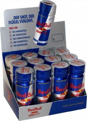 [Bundesweit @Kaufland] Red Bull Energy Shot 60ml für 0,50€ statt 1,99€