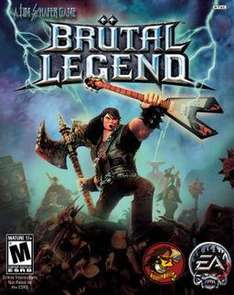 Brütal Legend (PC) STEAM Key @amazon.com
