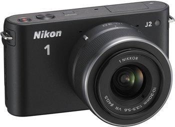 NIKON 1 J2 Kit+VR 10-30mm schwarz @ Saturn late night shopping für 199 Euro und Crysis 3 für PS3 für  22 Euro