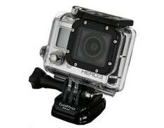 GoPro HERO3: Black Edition Adventure Action Cam [Meinpaket]