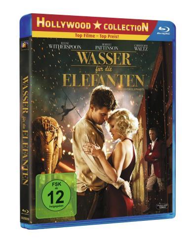 Bestpreis: Wasser für die Elefanten [Blu-ray] für 7,99€ inkl. Versand @ Amazon