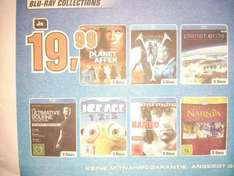 [Lokal] Diverse Blu-Ray Collections u.a. Planet Erde!