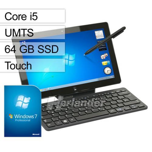 Samsung XE700 (XE700T1A-H01)  (Core i5 - 64GB - 12 Zoll - UMTS - 4GB RAM - Win 7- Demo Ware) für 559,99€ @ DC