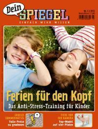"""Kinderzeitschrift """"Dein SPIEGEL"""" fast umsonst"""