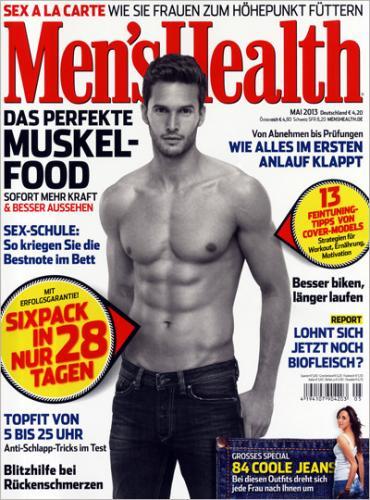 Men's Health - 24 Monate für 98 Euro + 90 Euro Bestchoice Gutschein