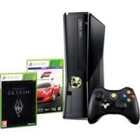 [CH lokal Schweiz] Xbox 360  250GB inkl. Forza 4 & Skyrim 149 CHF -> 121€