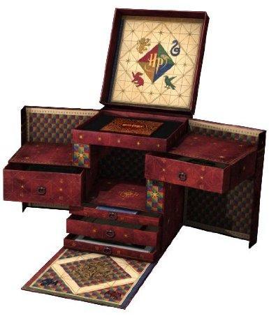 Harry Potter Zauberer-Collection für ca. 155€ (£127.50) bei Amazon.co.uk!