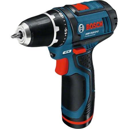 Bosch GSR 10,8-2-LI+GLI 10,8 bu für 124,85€ bei ZackZack