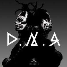 "Genetikk - Neues Album ""D.N.A."" als Download @ Amazon"