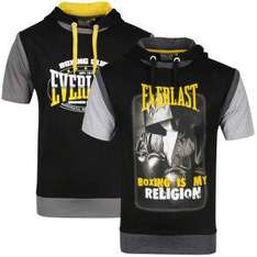 (UK) Everlast 2er Pack Hooded Short Sleeve Tops für 10,52€ @ Zavvi