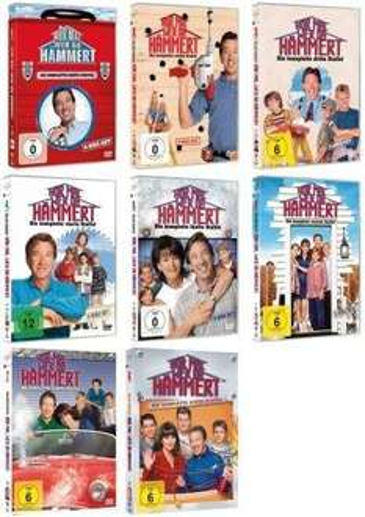 Hör mal, wer da hämmert - Komplett auf DVD für 71,76 € bei Amazon