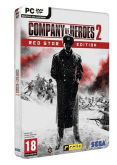 Company of Heroes 2 - Collectors Edition (Steelbook) für 59,99€ inkl. Versand