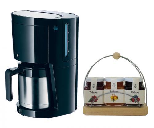 DKB-Club: Filterkaffeemaschine WMF 10 + 3 Fruchtaufstriche von Dallmayr für 10.000 Punkte