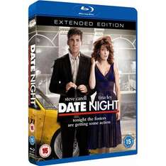 Blu-ray - Date Night für €6,47 [@Wowhd.co.uk]