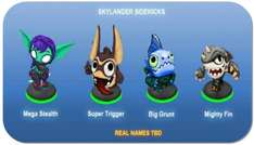 Skylanders Giants ToysRus Juni 2013 Angebote + Sidekicks