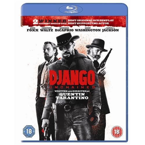 Blu-ray - Django Unchained für €12,99 [@Play.com]