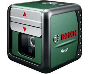 Bosch Quigo Kreuzlinien-Laser für 32€ @Conrad