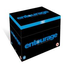 Entourage Komplettbox Englisch Blu-ray [Region Free] amazon UK
