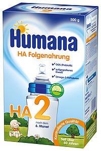 [ONLINE] Humana HA 2 für 3,01€ @ Europa Apotheke (10,90 bei Rossmann)