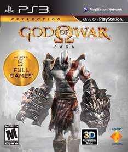 [PS3] God of War Saga für 32,98€ bei konsolenkost.de