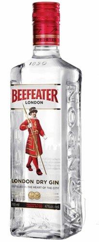 [LH-Ringeltaube]  Beefeater London Dry Gin 47% 1 Liter  für EUR 14,99