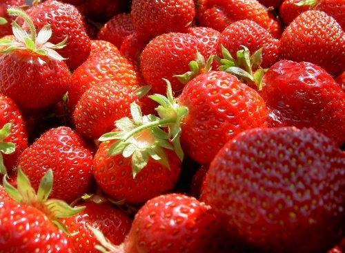 [Netto ohne Hund] Erdbeeren aus Deutschland, Kl. 1, 500g