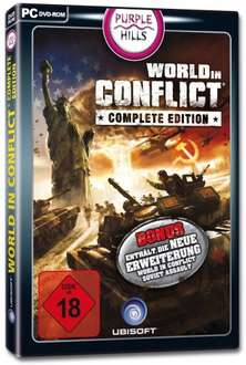 Amazon - World in Conflict Complete Edition - (USK 18 Version!)