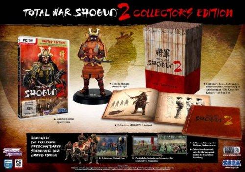 Total War : Shogun 2 Collector's Edition PC bei Hitmeister -