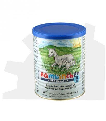 Bambinchen Säuglingsnahrung (400 g) 50% Rabatt für Stückpreis 6,99 bei 3 Packungen 20,97 bei Allyouneed versandkostenfrei