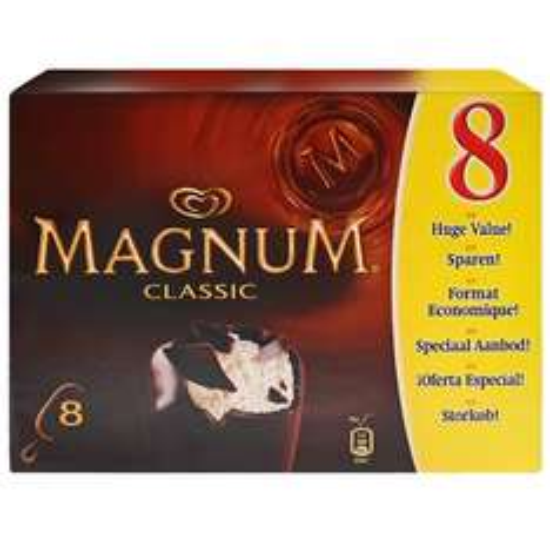 [Lokal]Hammerpreis 8x Magnum 2,99 @Edeka