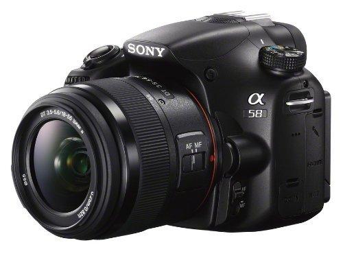Sony Alpha 58 Kit 18-55mm + 50 Euro Amazon Guthaben für 433,- € @Amazon.de