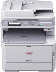 OKI MC-342DN: Farblaserdrucker/-scanner/-kopierer/-fax