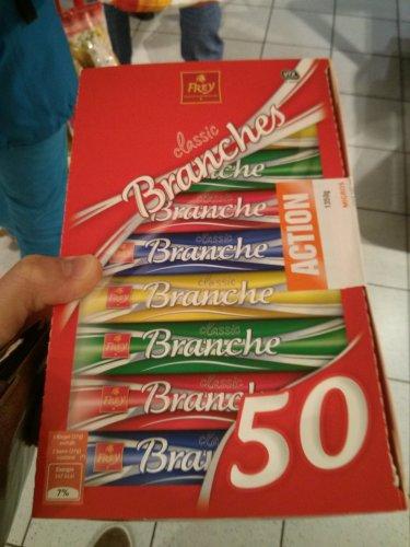 Migros - 50% auf Branches Classic 50 er-Pack 8,69€