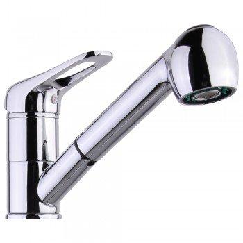 Hochdruck Wasserhahn Armatur mit herausziehbarer Brause für 33,16 €
