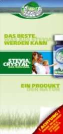 Gratis - Stevia Crystal Probe