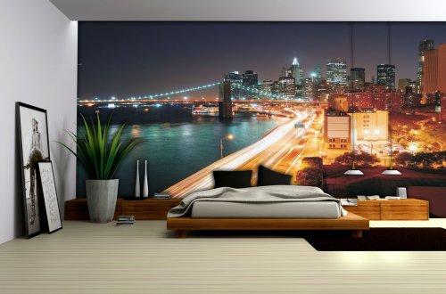 Große Fototapete 368x254 cm mit Kleister ab nur 9,90 EUR inkl. Versand