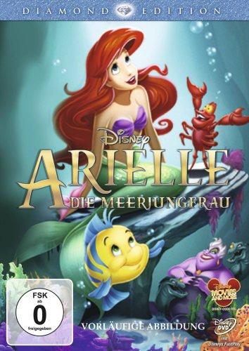 Arielle, die Meerjungfrau - Diamond Edition [DVD / Blu-ray]